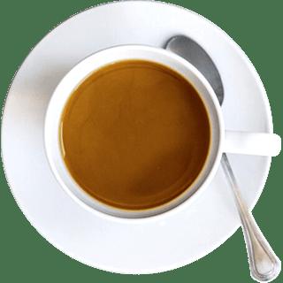 Premium fekete kávé